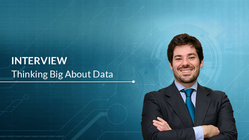 "Entrevista: ""Thinking Big About Data"""