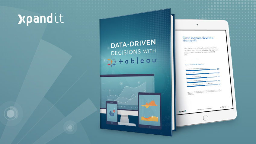 [Free ebook]: Unleash a Data-Driven Decision Culture with Tableau
