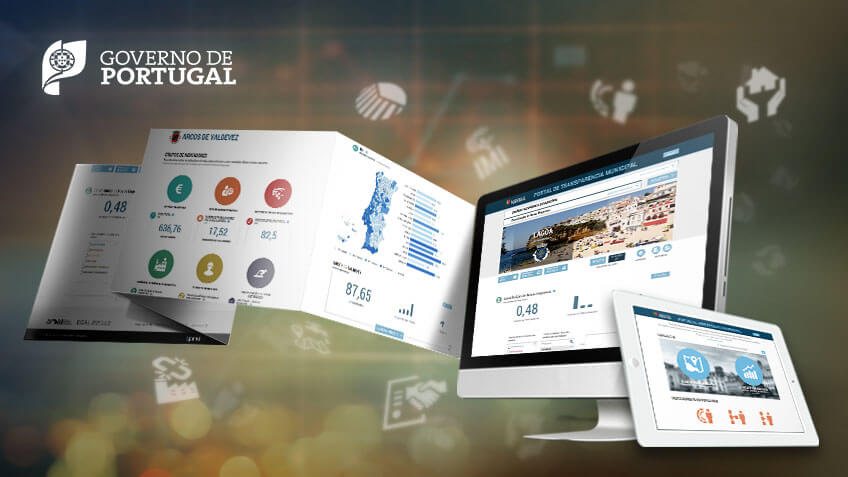 [Success Story]: Portuguese Government – Municipal Transparency Portal