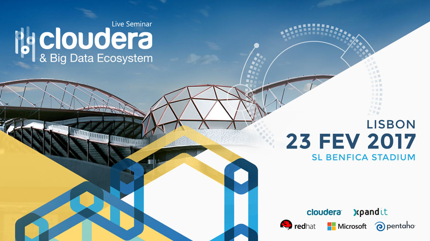 3º Edição do evento Cloudera & Big Data Ecosystem