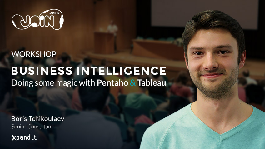 Business Intelligence: A Magia Pentaho e Tableau