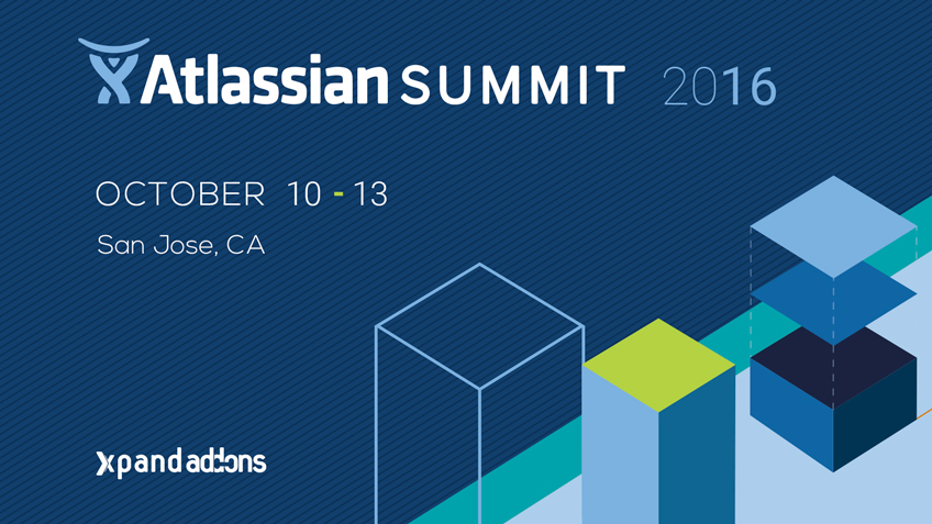 Xpand Add-ons are heading to Silicon Valley for the Atlassian Summit 2016