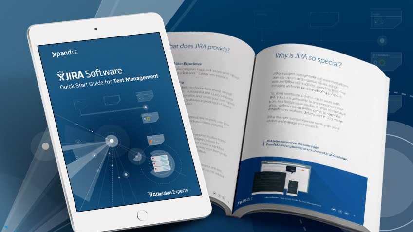[Free e-book]: Using Jira Software for Test Management