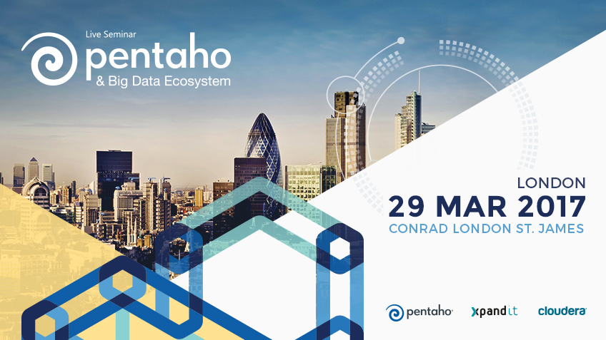Pentaho & Big Data Ecosystem – After Event