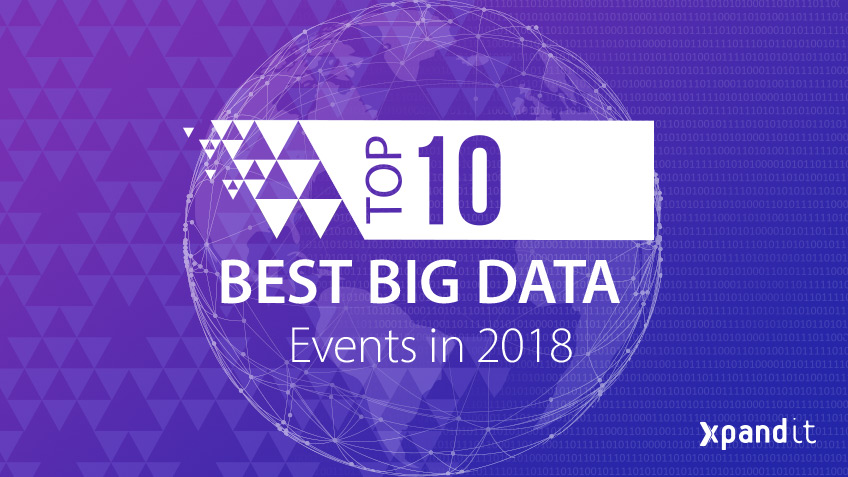 The 10 best Big Data events in 2018
