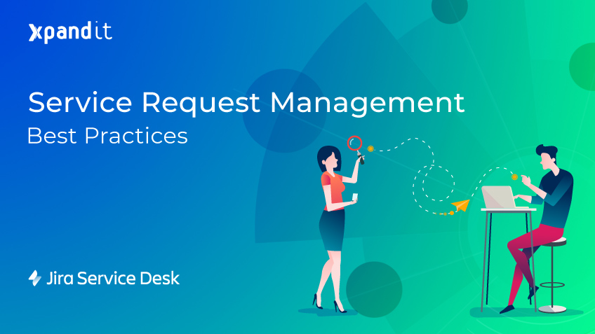 Best practice for service request management
