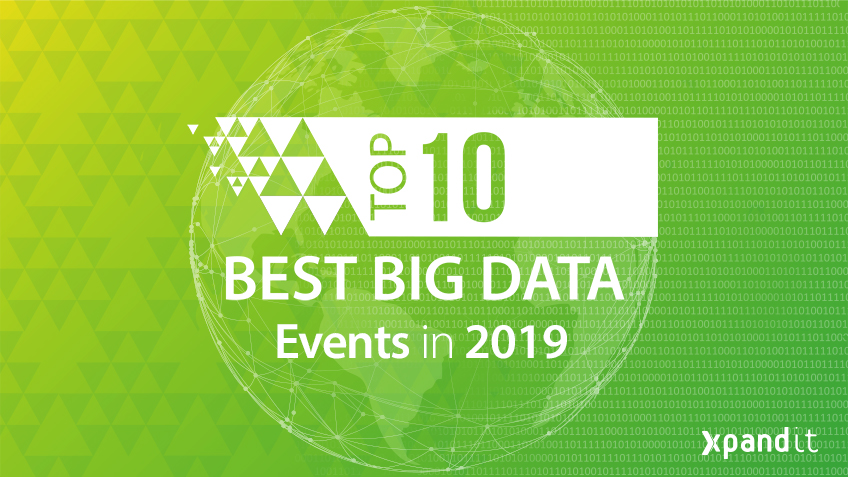 10 best international big data events of 2019