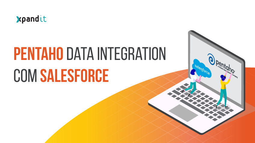 Utilizar o Salesforce com Pentaho Data Integration