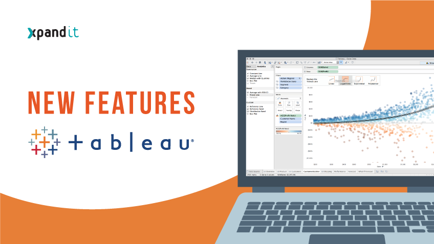 Tableau 2019.3 Beta is out; let's take a quick look!