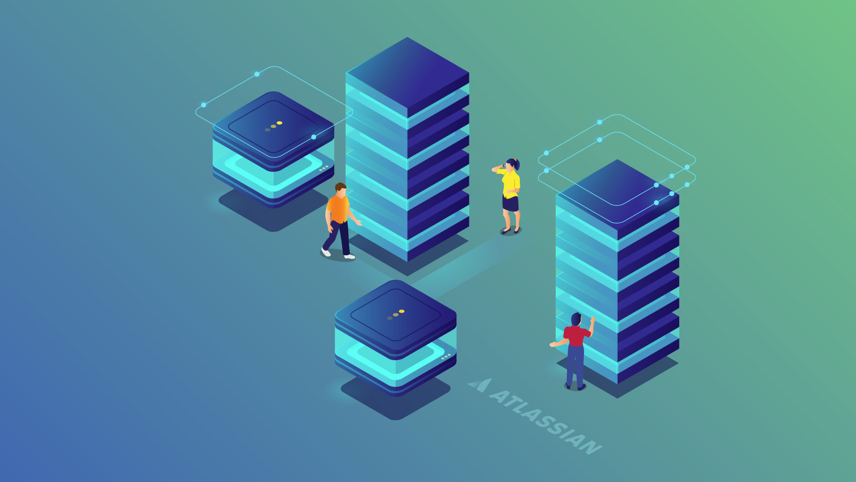 Atlassian: from Server to Cloud with no risks